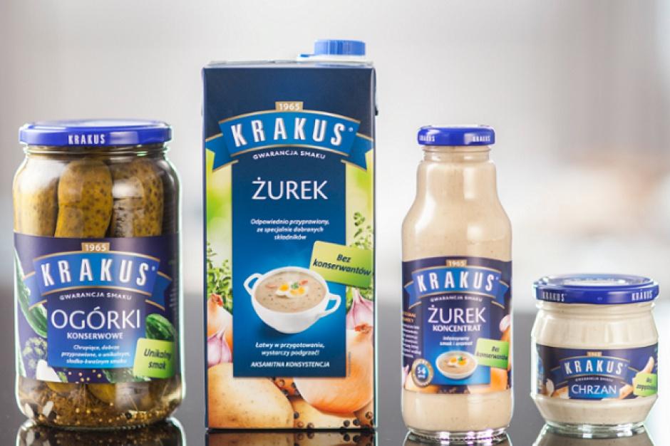 Wielkanocna kampania produktów marki Krakus