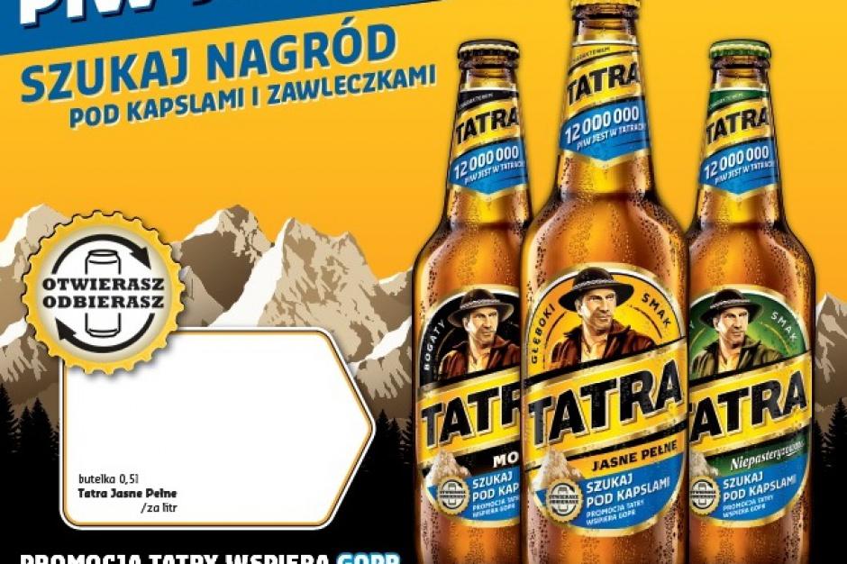 Ruszyła druga edycja loterii piwa Tatra