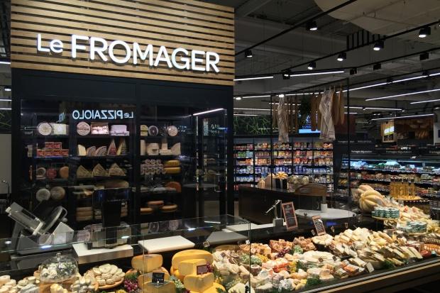 Dia-Mart analizuje wzorcowy hipermarket Carrefour w Mons