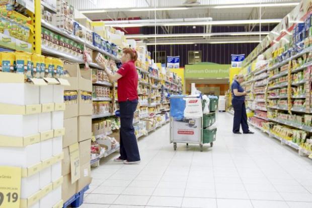 W Tesco bez podwyżek płac - sieć czeka na konkrety ws. podatku
