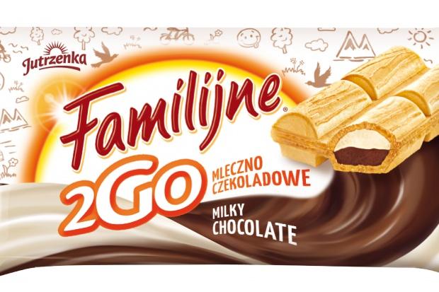 Nowe wafle Familijne 2GO