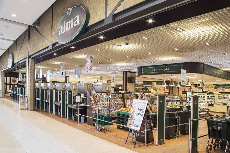 GK Alma Market zamknęła 2015 r. stratą w wysokości 145,6 mln zł