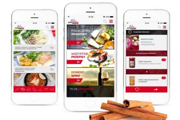 Intermarche inwestuje w aplikację kulinarną