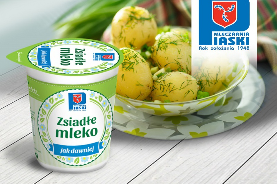 Zsiadłe Mleko od OSM Piaski