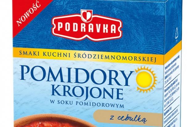 Nowe smaki słonecznych pomidorów Podravka