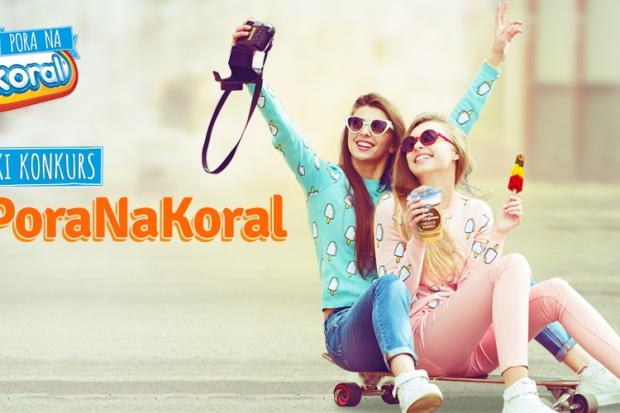Lody Koral z kampanią skierowaną dla nastolatka