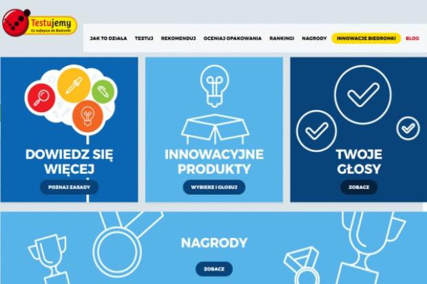 Klienci Biedronki testują 200 nowych produktów, wybrane trafią do sprzedaży