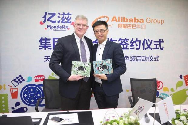 Mondelez podpisał umowę o strategicznym partnerstwie z Alibabą