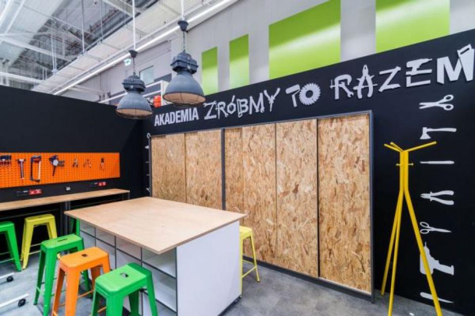 We Wrocławiu ruszył nowatorski sklep Leroy Merlin (video)
