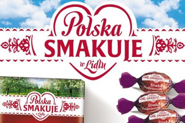 """Lidl z nową marką """"Polska Smakuje w Lidlu"""""""