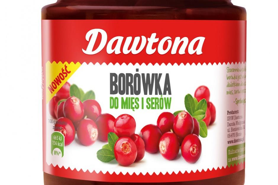 Borówka i Żurawina od Dawtony