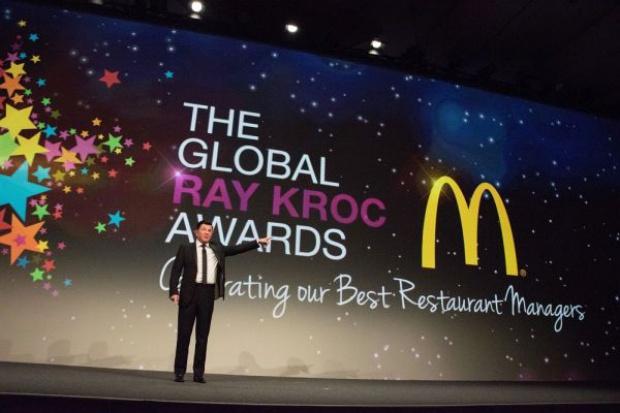 4 Polaków wśród najlepszych kierowników sieci McDonald's na świecie