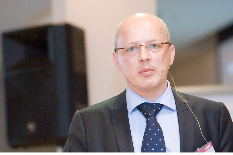 Alvydas Šustikas zastąpił Neringę Janaviciute na czele Maxima Group