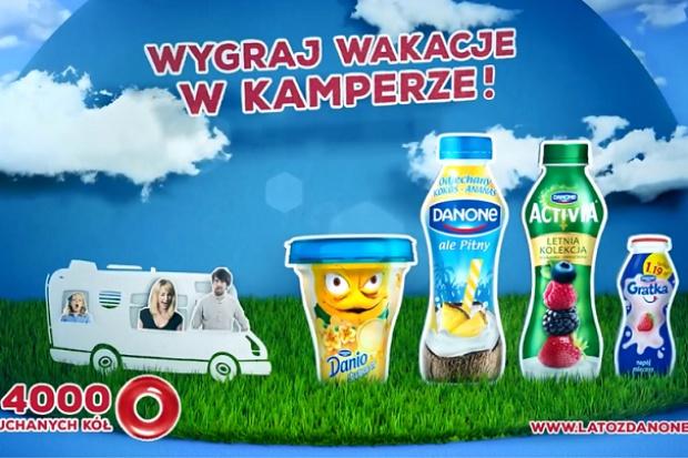 Danone promuje produkty pitne