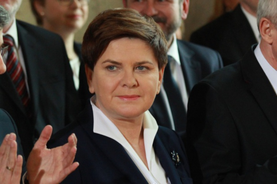 Rusza EEC 2016 - premier Beata Szydło na inauguracji