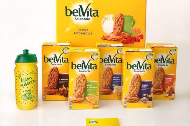 3,5 tys. konsumentów testuje ciasteczka belVita