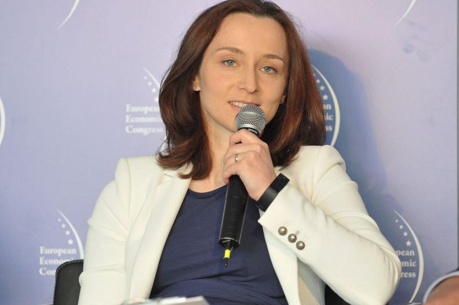 Agnieszka Gosiewska na EEC 2016: Millenialsi cenią wiarygodność