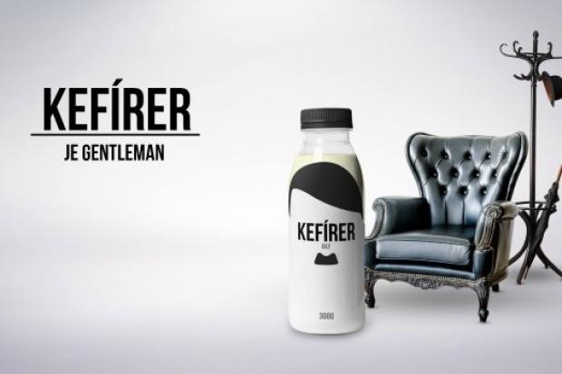 Do czeskich sklepów trafi kefir z podobizną Hitlera