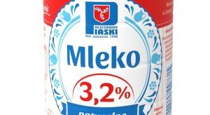 OSM w Piaskach wprowadza na rynek Mleko Naturalne 3,2 %