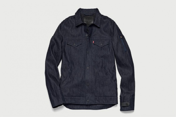 Marki Levi's i Google stworzyły mobilną kurtkę