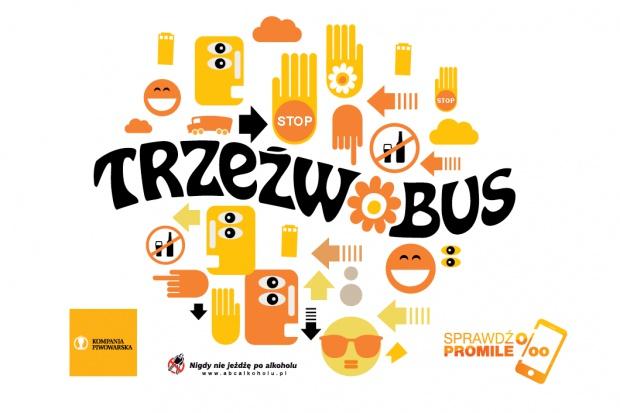 Kompania Piwowarska reaktywuje projekt Trzeźwobus