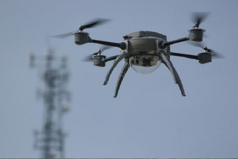Drony sprawdzą stan magazynów Walmarta
