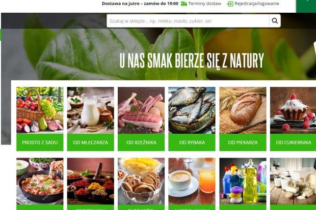 W sieci pojawił się kolejny e-sklep z żywnością - polskikoszyk.pl