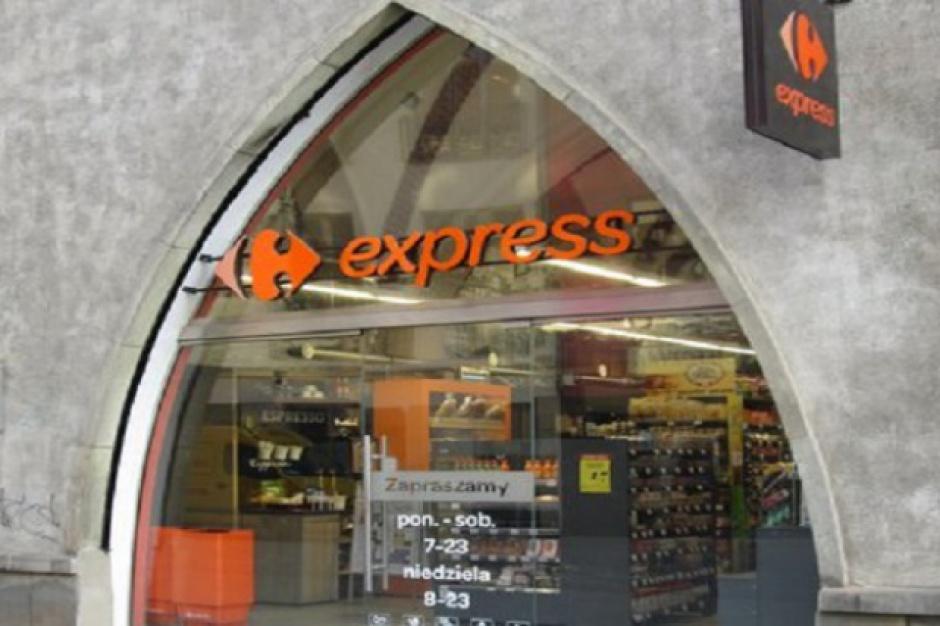 Carrefour uruchomił w maju 8 sklepów franczyzowych