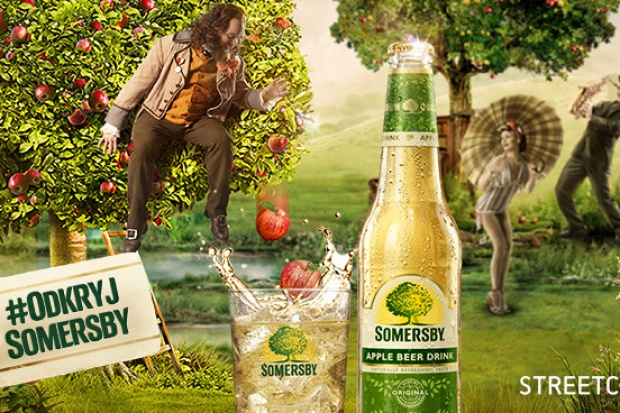 Somersby z kampanią marketingu rekomendacji