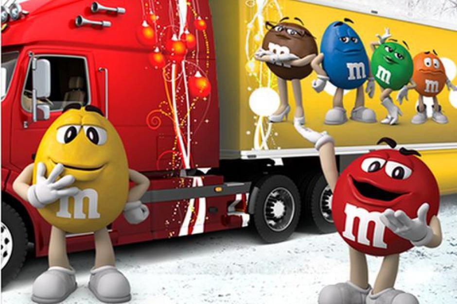 Sądowy spór wokół literki M w nazwie cukierków M&M's