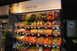 Carrefour otworzył w Madrycie sklep dla zamożniejszych klientów