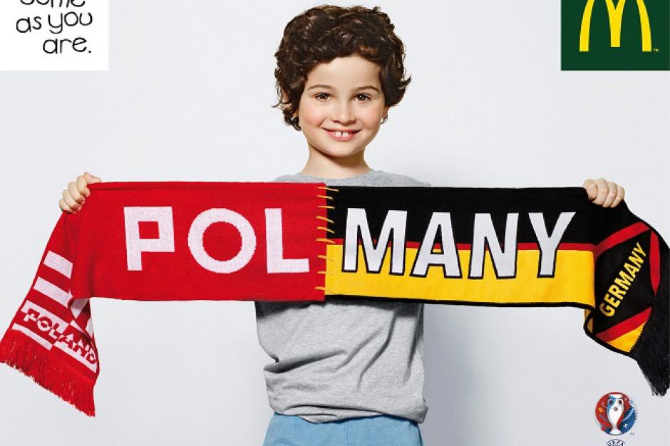 Polmany, Swetaly i  Freland - McDonald's łączy piłkarskich kibiców