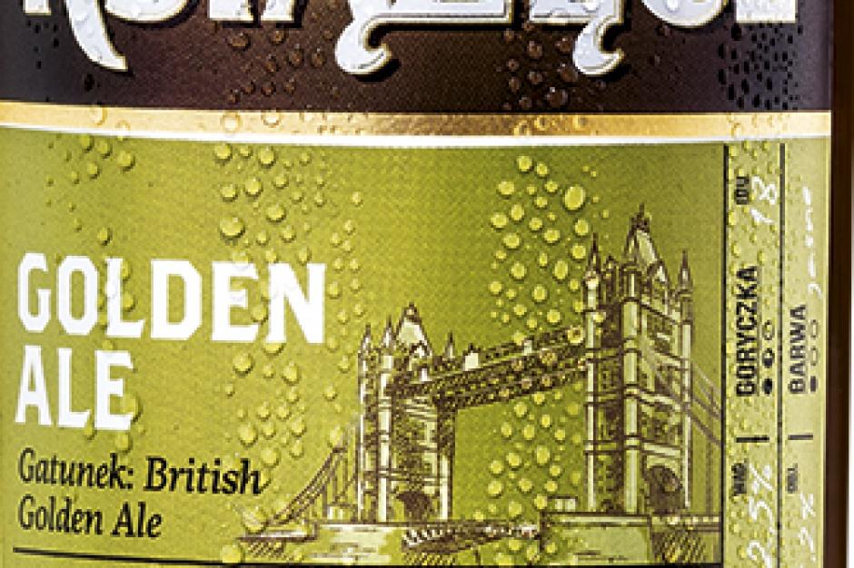 Książęce Golden Ale - pierwsze piwo górnej fermentacji