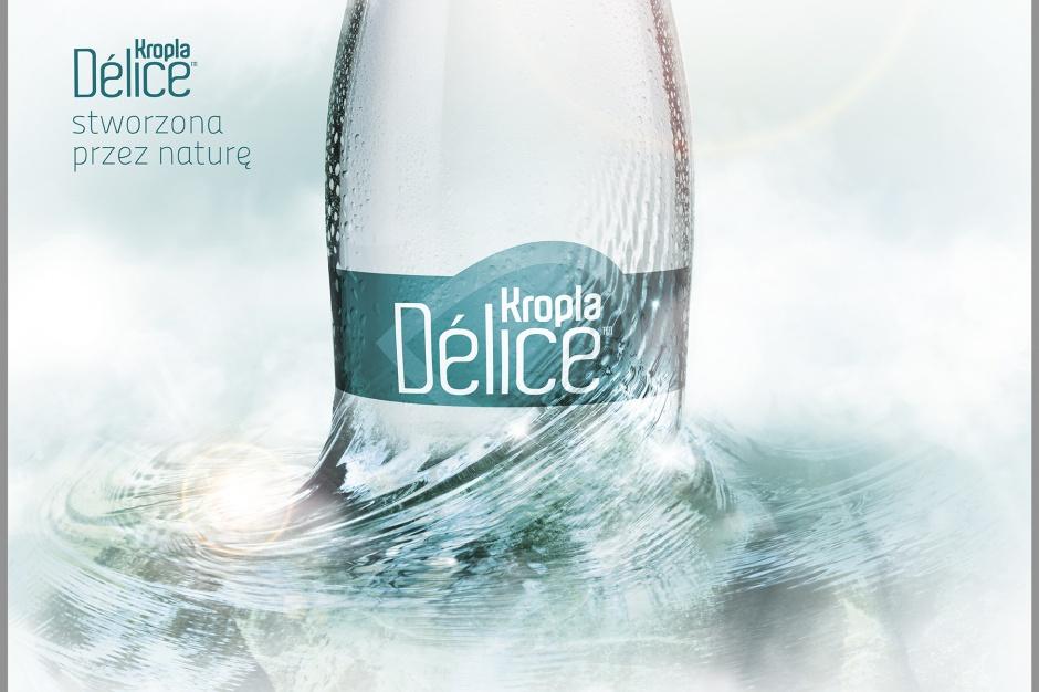 Kropla Délice – nowa woda od firmy Coca-Cola
