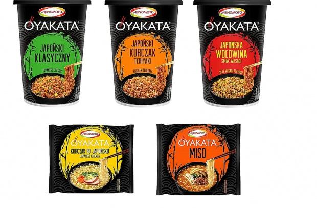 Japońskie smaki - nowości marki OYAKATA