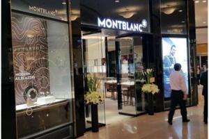 Marka Montblanc przekształca swoje sklepy koncepcyjne
