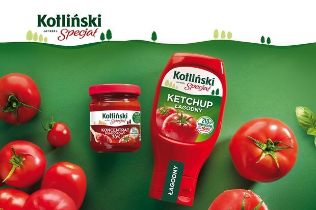 Produkty Kotliński Specjał w nowej szacie graficznej