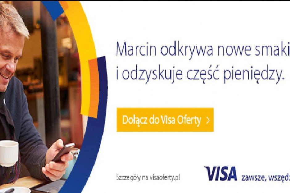 Open Card partnerem Visa w programie rabatowym