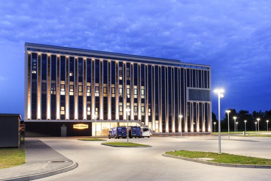 Piotr i Paweł z nowym biurowcem w Poznaniu dla 200 pracowników