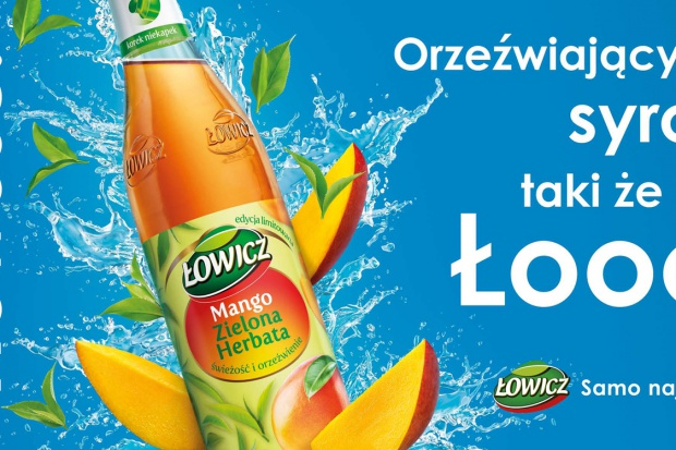 Kampania outdoorowa syropów Łowicz