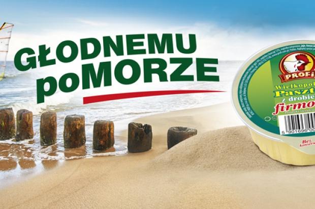 Letnia kampania reklamowa marki Profi