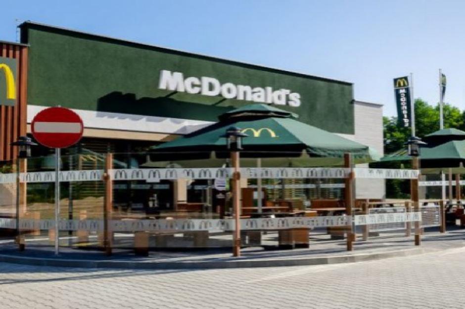 """Żywność i napoje z przedrostkiem """"Mc"""" lub """"Mac"""" tylko dla McDonald's"""
