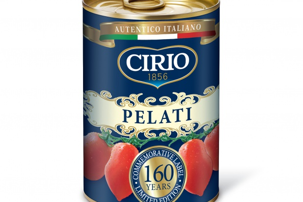 Limitowana edycja produktów marki Cirio