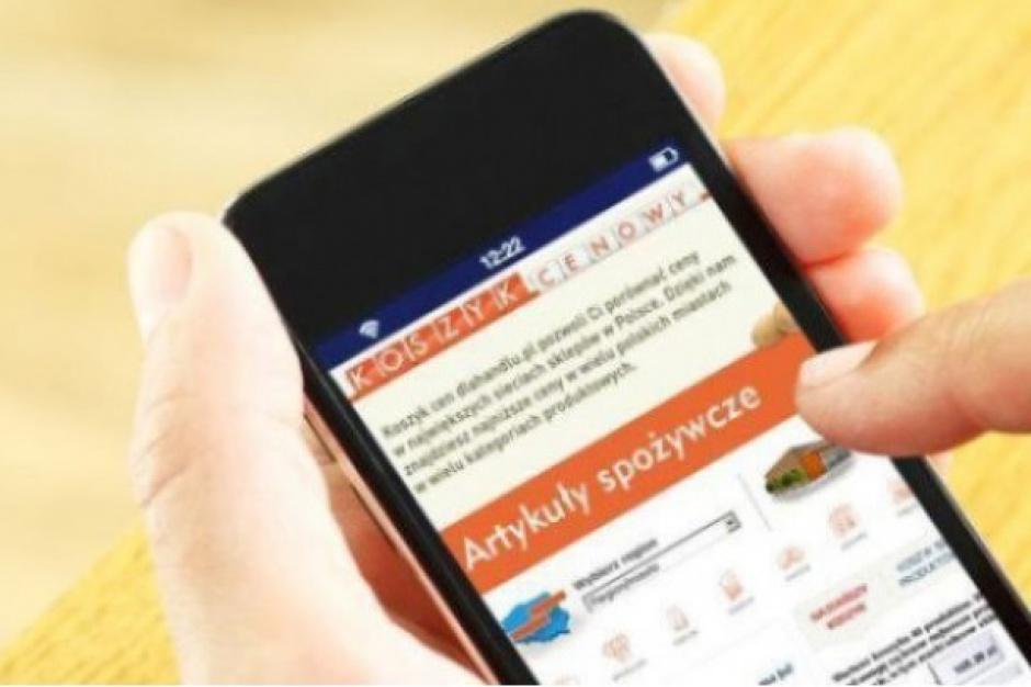 Koszyk cen: E-sklepy powyżej pułapu cenowego hipermarketów i dyskontów
