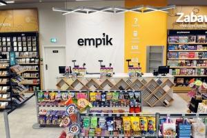 Nowy koncept salonów Empik (galeria)