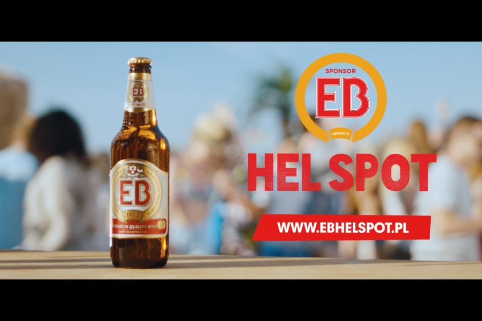 Platforma Hel Spot promuje markę EB
