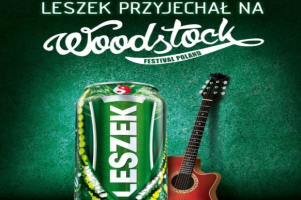 Leszek Chmielewski zaprasza na Woodstock 2016