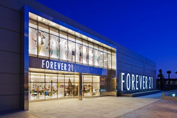 Forever 21 otwiera pierwsze salony w Polsce