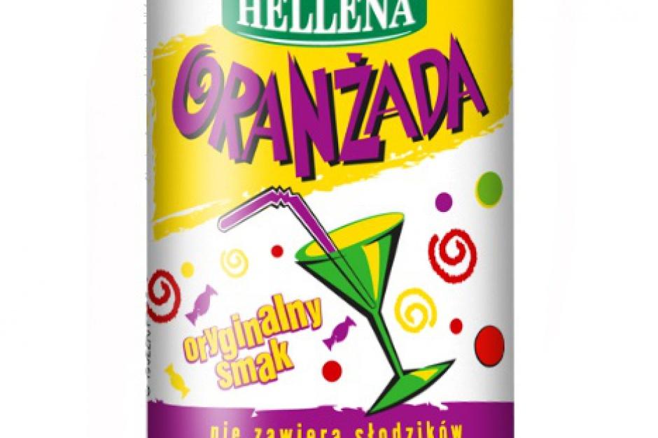 Oranżada Hellena rozszerza portfolio impulsów