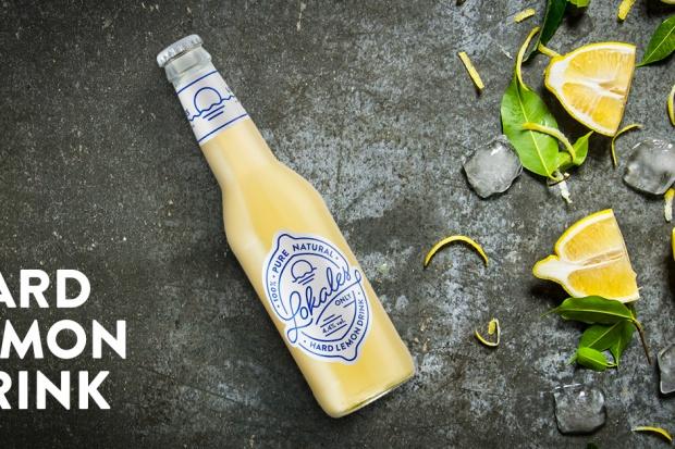 Naturalna lemoniada alkoholowa Lokales